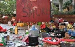 Cảnh sát Hong Kong sẽ tiến vào trường Đại học nơi người biểu tình cố thủ vào sáng nay