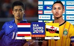 Ví đội nhà với Brazil, báo Thái Lan tin vào một màn hồi sinh ngoạn mục