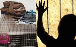 Cặp đôi nhẫn tâm dội nước sôi, nhốt con trai 5 tuổi trong chuồng mèo tới chết