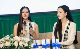 Hoa hậu Tiểu Vy: Tri thức là chiếc vương miện quý bền vững