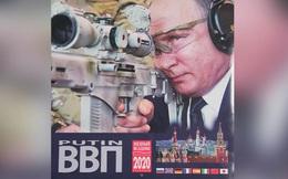 Bộ lịch TT Putin năm 2020 có thay đổi bất ngờ, TT Trump được ưu ái xuất hiện không chỉ 1 lần