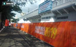 """""""SEA Games còn nhiều vấn đề, Philippines có ít thời gian nhưng đang cố gắng hết sức mình"""""""