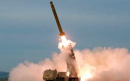 Triều Tiên phóng vật thể bay không xác định, Nhật nghi là tên lửa