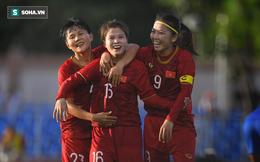"""Việt Nam sẽ trút """"cơn mưa bàn thắng"""" vào lưới Indonesia để thẳng tiến bán kết SEA Games?"""