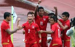 Thắng tưng bừng Timor Leste, Myanmar có thể trở thành đối thủ nguy hiểm của Việt Nam