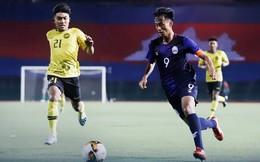 Hết đánh bại Việt Nam và Thái Lan, Campuchia lại suýt gây sốc ở vòng loại châu Á