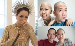"""Diễn viên Mai Thu Huyền bật khóc kể lại hành trình cứu con gái của đạo diễn """"Những ngọn nến trong đêm"""""""