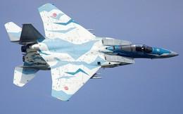 Nhật Bản nâng cấp gần 100 tiêm kích F-15