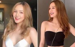 Vẻ nóng bỏng, sành điệu của hot girl 17 tuổi mà Diệp Lâm Anh sắp phải gọi là chị dâu