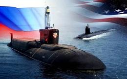 Công nghệ tuyệt mật của Mỹ theo dõi tàu ngầm Nga chính xác tới từng mét