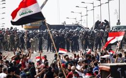 Người biểu tình yêu cầu toàn bộ Chính phủ Iraq từ chức