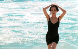 Những hình ảnh sexy hiếm hoi của Linh Nga - tình cũ Thuyết 'buôn vua'