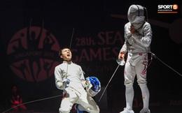 Hot boy cầm lá cờ Việt Nam tại lễ khai mạc SEA Games 30: Nhan sắc cực phẩm, huy chương vàng chỉ là chuyện nhỏ