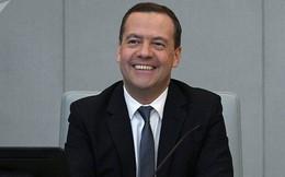 """Thủ tướng Nga Medvedev """"dội gáo nước lạnh"""" vào chiến lược mới của Mỹ với ASEAN"""