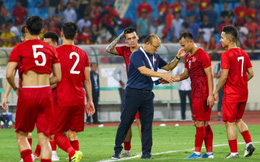 HLV Park Hang-seo tạm chọn 5 tuyển thủ ĐTQG cho SEA Games, bỏ rơi Công Phượng