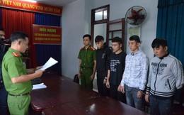 Nhóm sinh viên Đà Nẵng quen nhau qua mạng rồi chặn xe công an để cướp