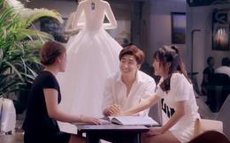 Chi Dân làm đám cưới với bóng hồng xinh đẹp nhất nhóm hài Faptv trong MV mới