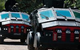 Đặc nhiệm an ninh Nga sắp có xe chở quân mới để tác chiến ở đô thị