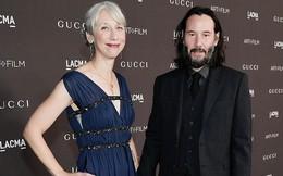 """Tin vui nhất Hollywood hôm nay: Sau nhiều thập kỷ đơn độc, """"ngôi sao tử tế nhất hành tinh"""" Keanu Reeves đã chính thức công khai bạn gái ở tuổi 55"""