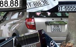 Cần đấu giá biển số xe đẹp để tăng thu ngân sách?