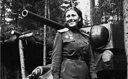 Các nữ quân nhân lái xe tăng Liên Xô khiến phát xít Đức khiếp sợ