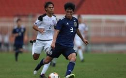 Thắng 10-0 trong trận ra quân, Nhật Bản gây sức ép lớn lên Việt Nam