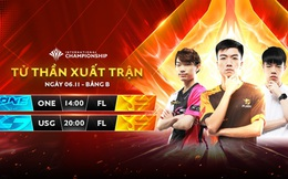 Xem TRỰC TIẾP giải Liên quân AIC 2019: Team Flash Việt Nam đương đầu đối thủ cực mạnh