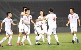 [Kết thúc] U19 Việt Nam 3-0 U19 Mông Cổ: Văn Tùng nâng tỉ số lên 3-0 sau quả penalty