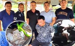Kẻ giết nữ triệu phú Thái Lan chôn xác trong bê tông bị tóm vì rút tiền liên tục từ ATM