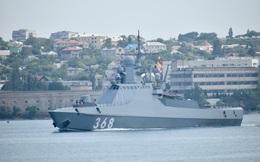 Nga bất ngờ điều chiến hạm tàng hình 1.000 tấn tối tân nhất tới Syria
