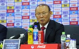 Báo Hàn Quốc: Bí mật lương là điều khoản trong hợp đồng của HLV Park Hang Seo