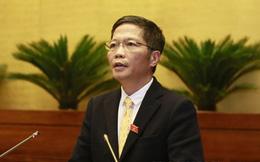 """ĐB Lưu Bình Nhưỡng chất vấn Bộ trưởng Trần Tuấn Anh về cán bộ bị tố được bổ nhiệm """"thần tốc"""""""