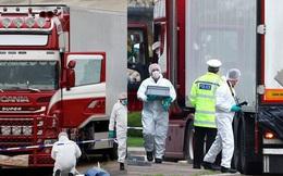 Bộ Công an: 39 nạn nhân thiệt mạng trong container tại Anh đều là người Việt Nam
