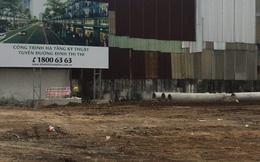San lấp mặt bằng, nhóm công nhân phát hiện thi thể trẻ sơ sinh vùi dưới đất ở Sài Gòn