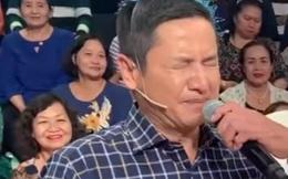 """NSƯT Chí Trung khóc trong trường quay, Quang Thắng nói một câu """"không thể nhịn cười"""""""