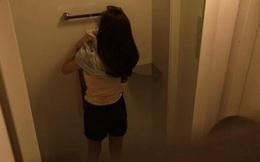 9X quay lén phụ nữ đi vệ sinh bị phạt 200.000 đồng