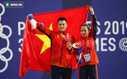 """Cập nhật BXH SEA Games: Việt Nam đón """"cơn mưa vàng"""", Philippines """"một mình một ngựa"""""""