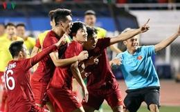 """Thắng kịch tính Indonesia, U22 Việt Nam được """"thưởng nóng"""" 1 tỷ đồng"""