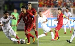 Trùng hợp: Quang Hải thay áo, đổi băng đội trưởng, U22 Việt Nam khởi sắc thắng ngược Indonesia
