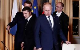 Cuộc gặp lịch sử của 2 TT Nga-Ukraine: Bất ngờ về phản ứng trái ngược của các ông Putin-Zelensky