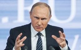 """Nga bị cấm thi đấu thể thao quốc tế trong 4 năm vì bê bối doping: Ông Putin """"nổi trận lôi đình"""""""