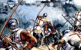 Trường cung: Vũ khí uy lực bậc nhất của quân Anh thời Trung Cổ