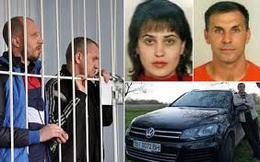 Ân ái trong xe ô tô giữa rừng vắng, cặp tình nhân Ukraine bị cướp bắn rồi chôn sống