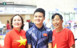 U22 và tuyển nữ Việt Nam rạng rỡ lên đường về nước