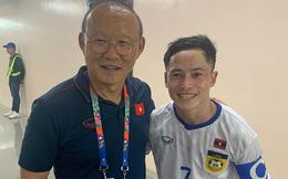 """Thán phục HLV Park Hang-seo, """"Messi Lào"""" hết lời ca ngợi tấm HCV SEA Games của U22 Việt Nam"""