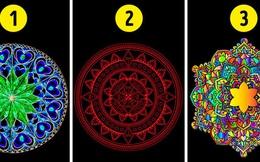 Chọn một biểu tượng Mandala để khám phá mục đích sống của bạn hiện tại là gì