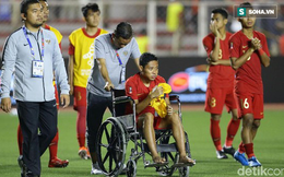 """Báo Indonesia ấm ức, tố U22 Việt Nam chơi """"quá thô bạo"""" khiến đội nhà thua thảm"""