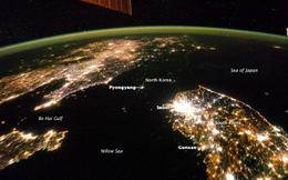 """Lần đầu nhìn ảnh vệ tinh, ông Trump tưởng Triều Tiên là biển, đặt câu hỏi """"không ai ngờ"""""""
