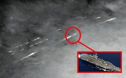 """20 tàu chiến Iran bao vây tàu sân bay Lincoln Mỹ: Chưa bao giờ bị Tehran """"bắt nạt"""" như vậy"""