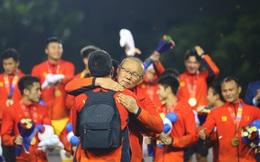 """Cập nhật các khoản thưởng """"khủng"""" dành cho U22 Việt Nam vô địch SEA Games 30"""